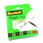 Scotch Magic Tape 810 18mm x 20m