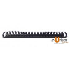 Plastic Comb Binder Rings 21R 45mm
