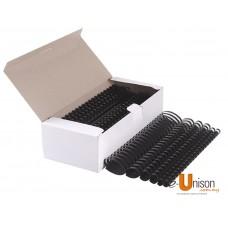 Plastic Comb Binder Rings 21R 51mm