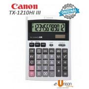 Canon TX-1210Hi III Desktop (12 Digits) Calculator