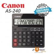 Canon AS-240 Desktop (14 Digits) Calculator