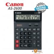 Canon AS-2600 Desktop (16 Digits) Calculator