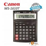 Canon WS-1610T Desktop (16 Digits) Calculator
