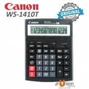 Canon WS-1410T Desktop (14 Digits) Calculator