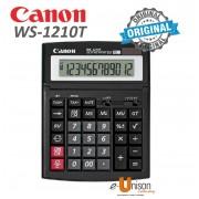 Canon WS-1210T Desktop (12 Digits) Calculator