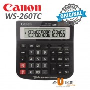 Canon WS-260TC Desktop (16 Digits) Calculator