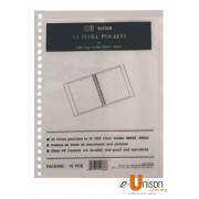 CBE Clear Holder Refill A4 (23 holes)