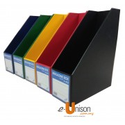 "PVC Magazine Box File 4"""