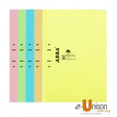 Manilla Plain Folder