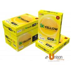 IK Yellow Multi Purpose Paper A4 80gsm 500's