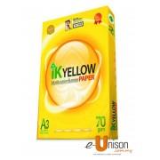 IK Yellow Multi Purpose Paper A3 70gsm 450's