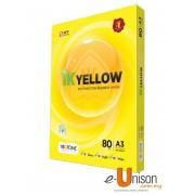 IK Yellow Multi Purpose Paper A3 80gsm 450's