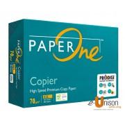 Paper One Copier Paper A3 70gsm 500's