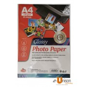 Glossy Photo Paper A4 135gsm 20's