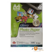 Glossy Photo Paper A4 180gsm 20's