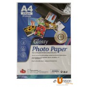 Glossy Photo Paper A4 210gsm 20's