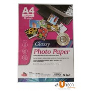 Glossy Photo Paper A4 230gsm 20's