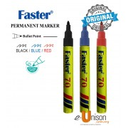 Faster Permanent Marker 70