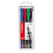 Stabilo OHP Permanent Marker 4's