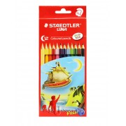 Staedtler Luna Coloured Pencil 12's (L)