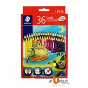 Staedtler Luna Coloured Pencil 36's (L)