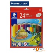 Staedtler Luna Coloured Pencil 24's (L)