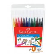 Faber Castell Magic Colour Pen 12's