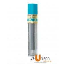Pentel Super Hi-Polymer Lead 2B 0.7mm