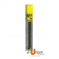 Pentel Super Hi-Polymer Lead 2B 0.9mm