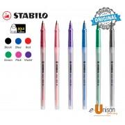 Stabilo Liner 808 Ball Pen Medium