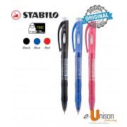 Stabilo Retractable Semi Gel Pen Liner 348 Fine
