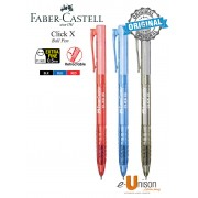 Faber-Castell Click X5 Retractable Ball Pen 0.5mm