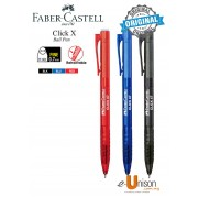 Faber-Castell Click X7 Retractable Ball Pen 0.7mm
