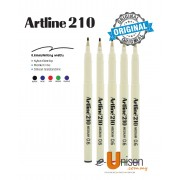 Artline 210 Sign Pen 0.6mm