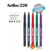 Artline 220 Sign Pen 0.2mm