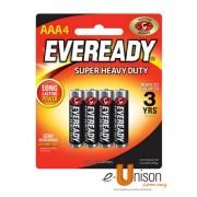Eveready Super Heavy Duty Battery AAA