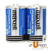 Maxell Power Ace Battery D 2's