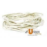 White Rubber Band 200gsm