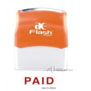 AE Flash Stock Stamp - Paid