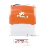 AE Flash Stock Stamp - Private & Confidential