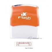 AE Flash Stock Stamp - Received