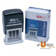 Colop S160 Self Inking Dater Stamp Text Dater - RECEIVED, PAID, FAXED or E-M@ILED