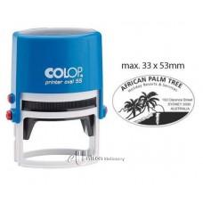 Colop OV55 Self Inking Stamp