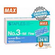 Max Staples 3-1M