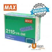 Max Staples 2115 1/4-5M