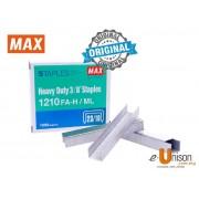 Max Heavy Duty Staples 1210