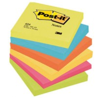 Sticky Notes & Memo Cubes