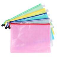 Zipper Bag & Mesh Bag